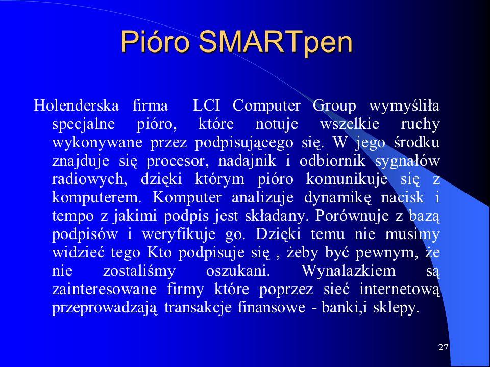 Pióro SMARTpen