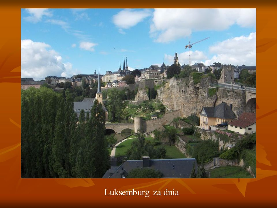 Luksemburg za dnia