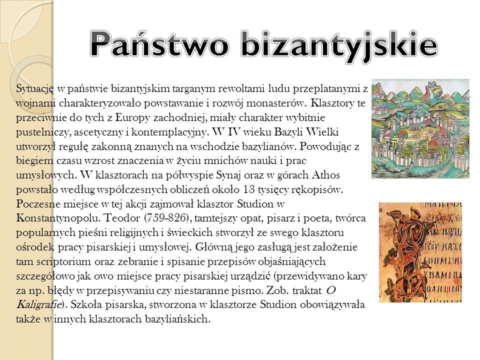 Państwo bizantyjskie