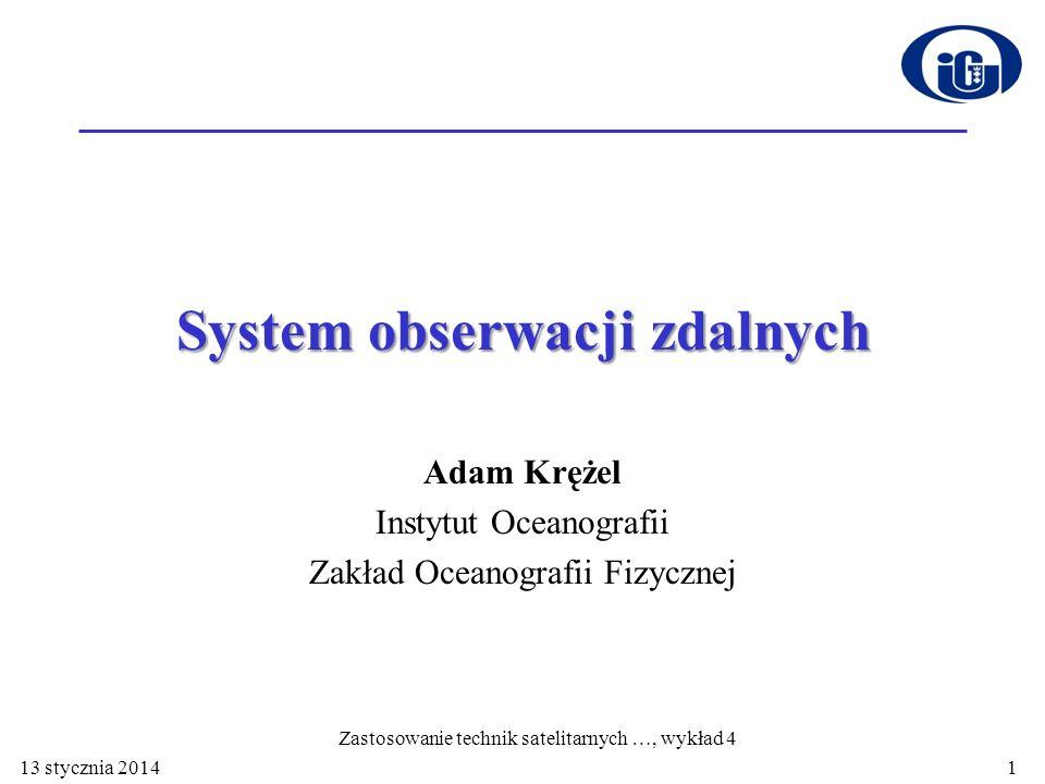 System obserwacji zdalnych