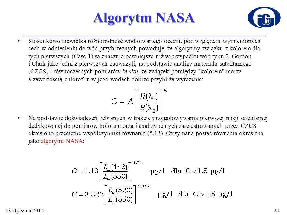 Algorytm NASA