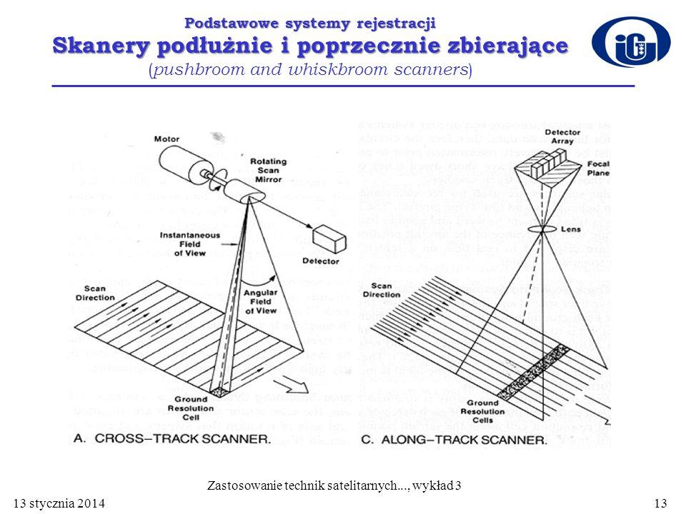 Zastosowanie technik satelitarnych..., wykład 3