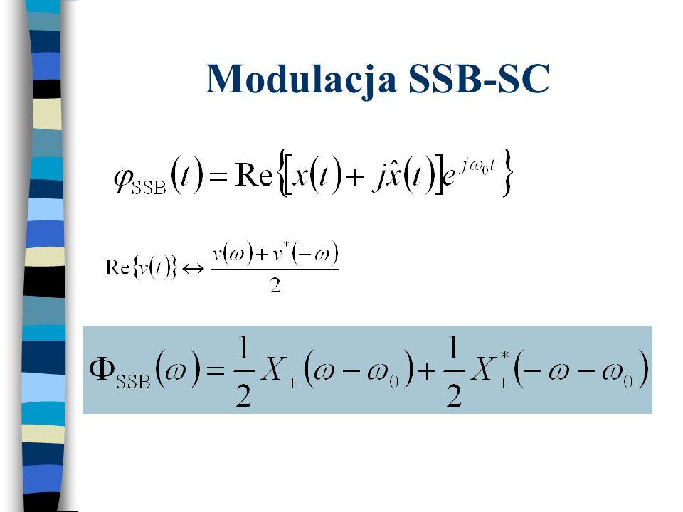 Modulacja SSB-SC