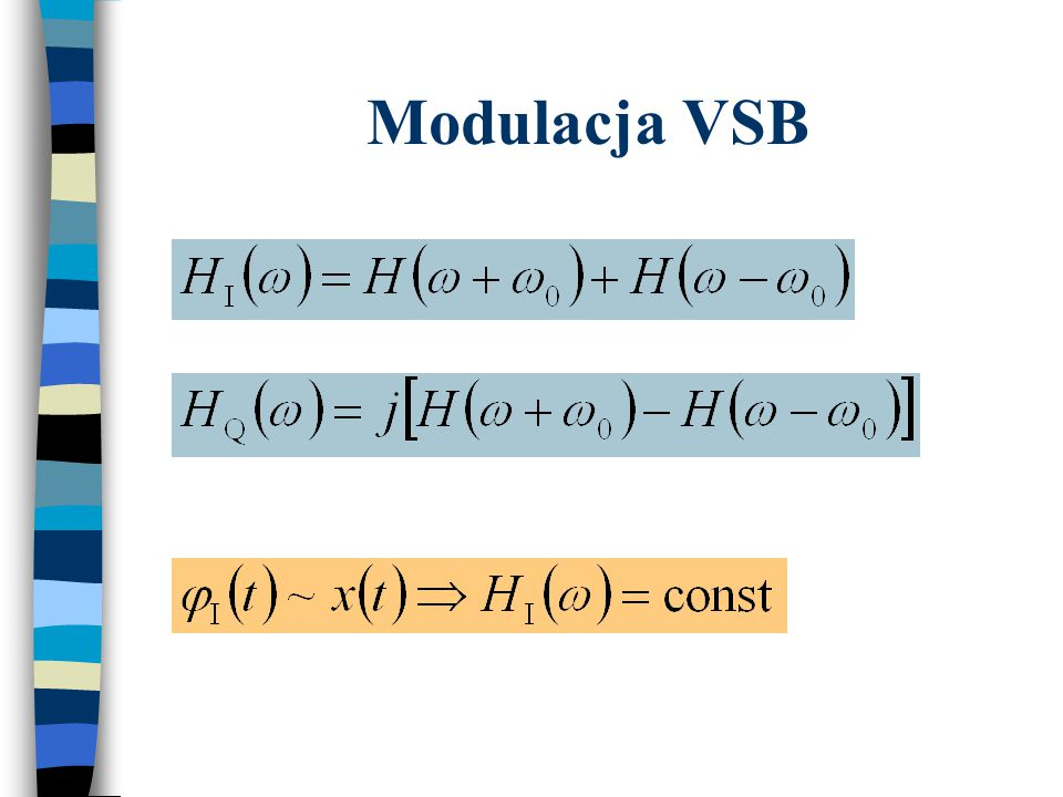 Modulacja VSB