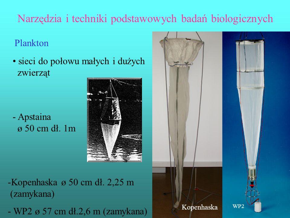 Narzędzia i techniki podstawowych badań biologicznych