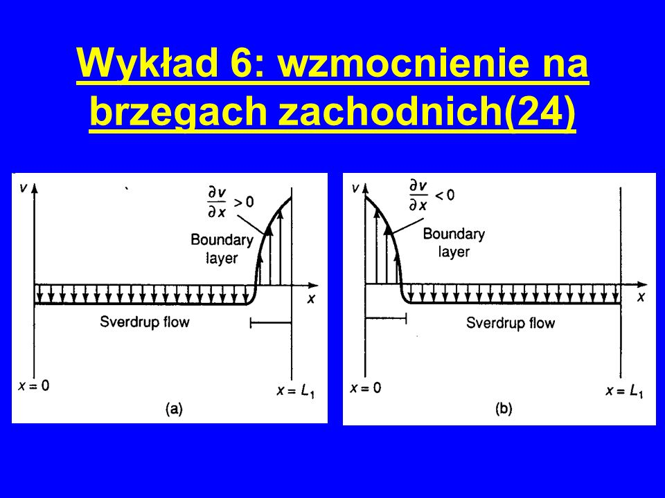 Wykład 6: wzmocnienie na brzegach zachodnich(24)