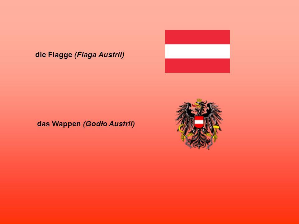 die Flagge (Flaga Austrii)