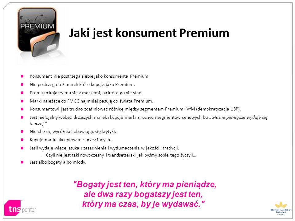 Jaki jest konsument Premium