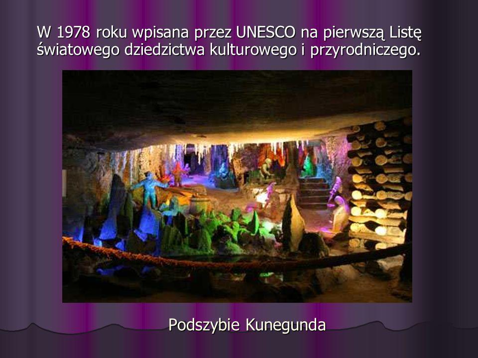 W 1978 roku wpisana przez UNESCO na pierwszą Listę światowego dziedzictwa kulturowego i przyrodniczego.