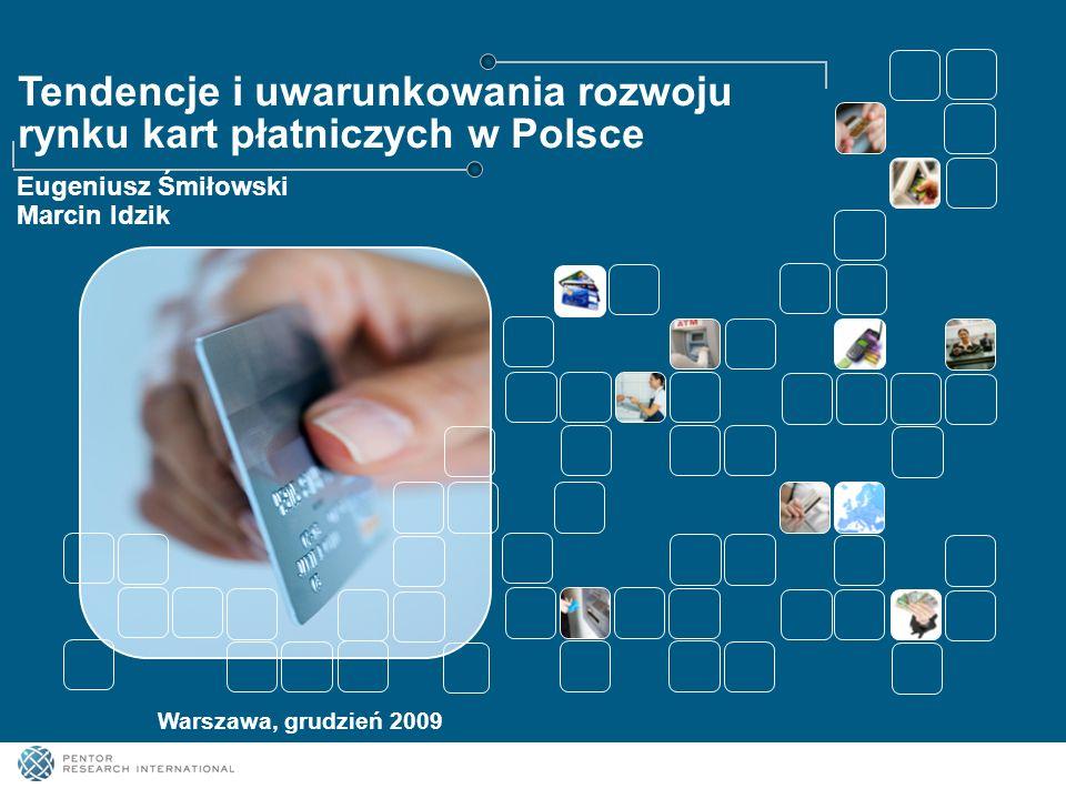Tendencje i uwarunkowania rozwoju rynku kart płatniczych w Polsce