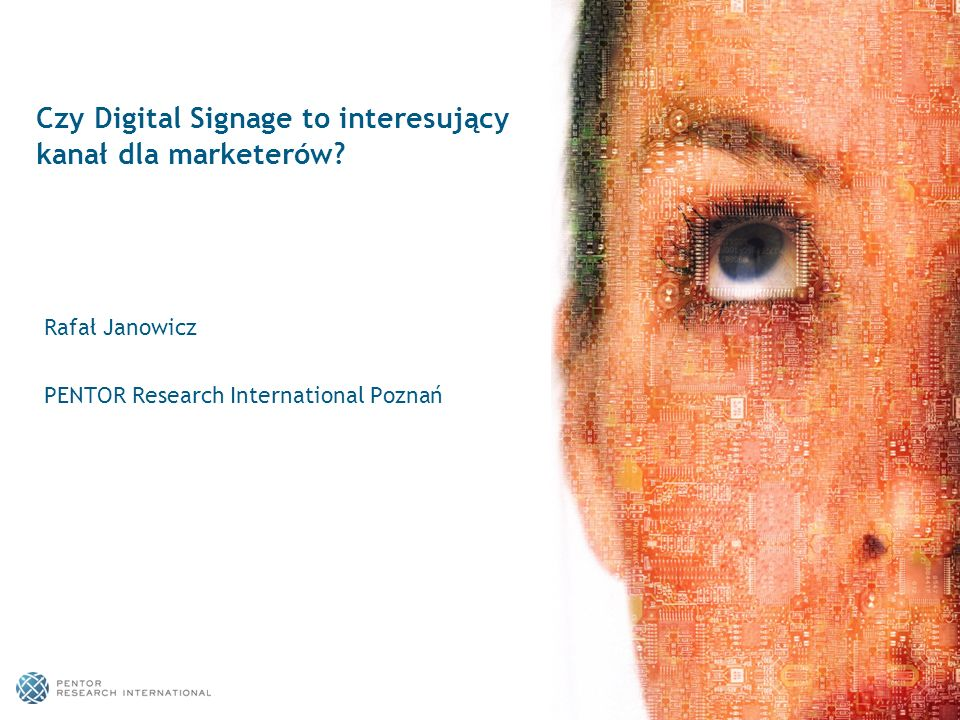 Czy Digital Signage to interesujący kanał dla marketerów