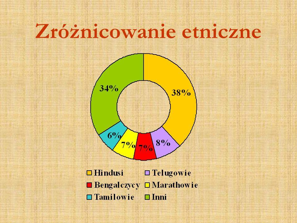 Zróżnicowanie etniczne