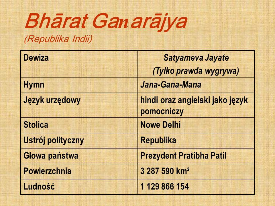 Bhārat Ganarājya (Republika Indii)
