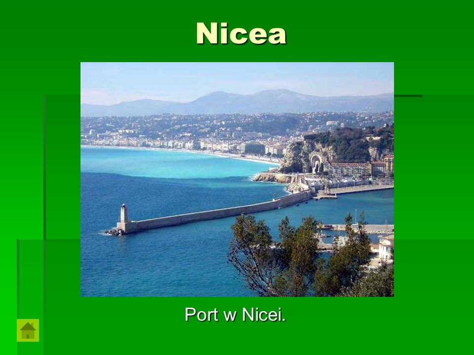 Nicea Port w Nicei.