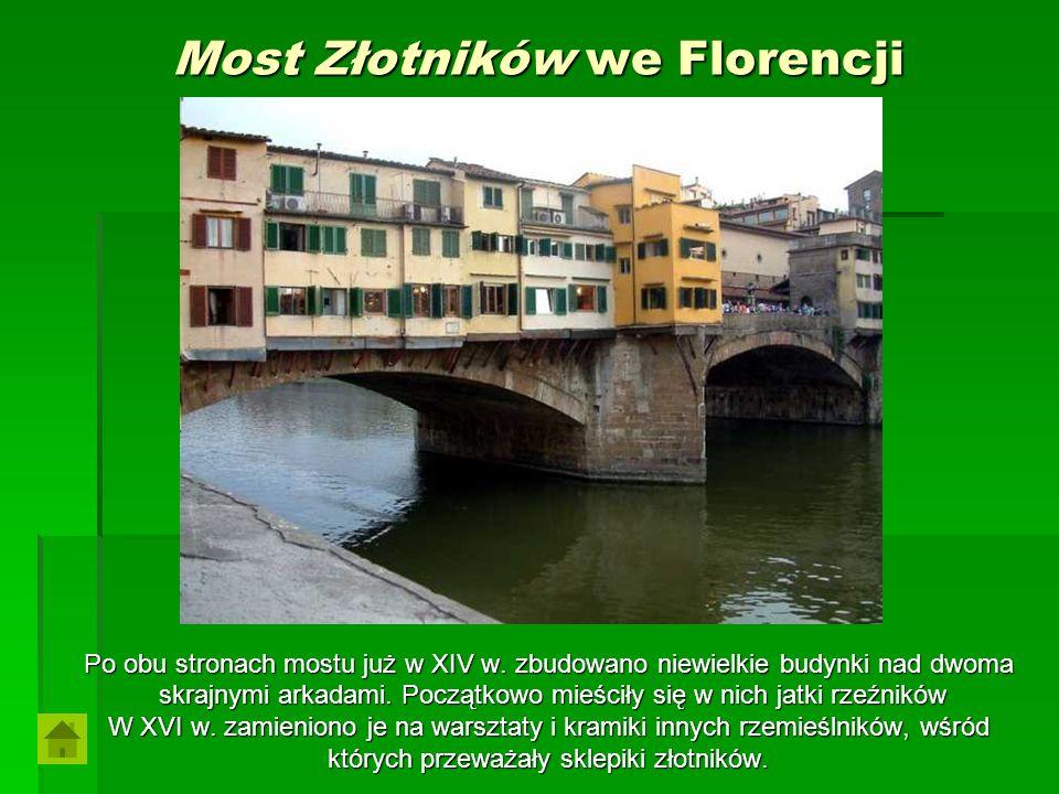 Most Złotników we Florencji