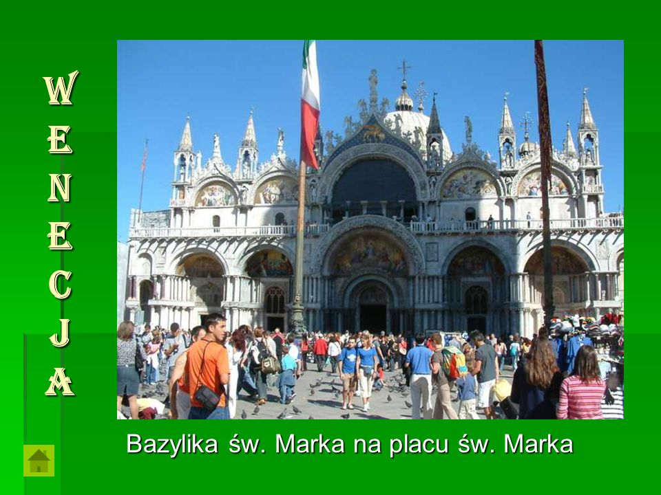 Bazylika św. Marka na placu św. Marka
