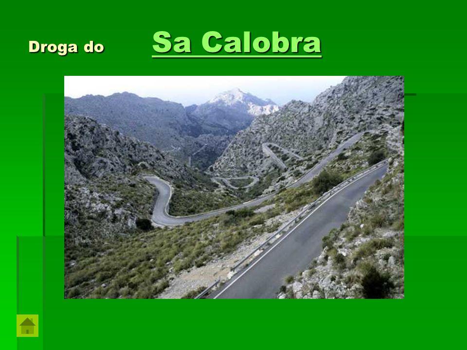 Droga do Sa Calobra