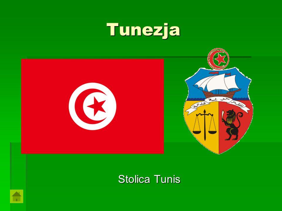 Tunezja Stolica Tunis