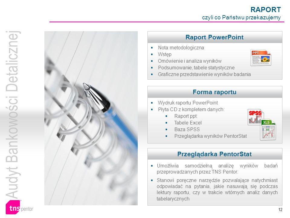 Przeglądarka PentorStat