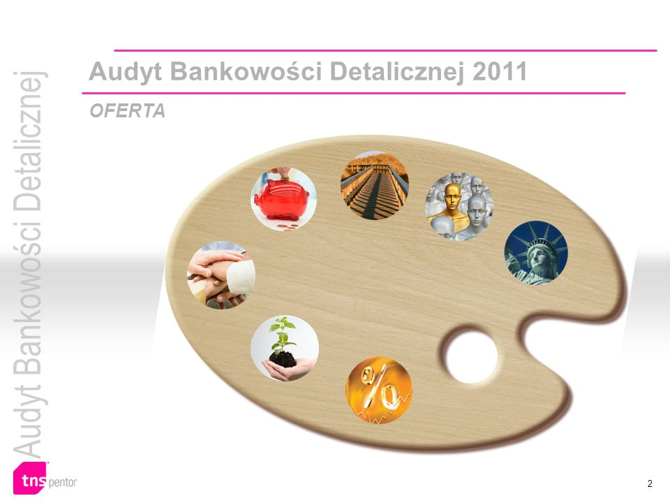 Audyt Bankowości Detalicznej 2011 OFERTA