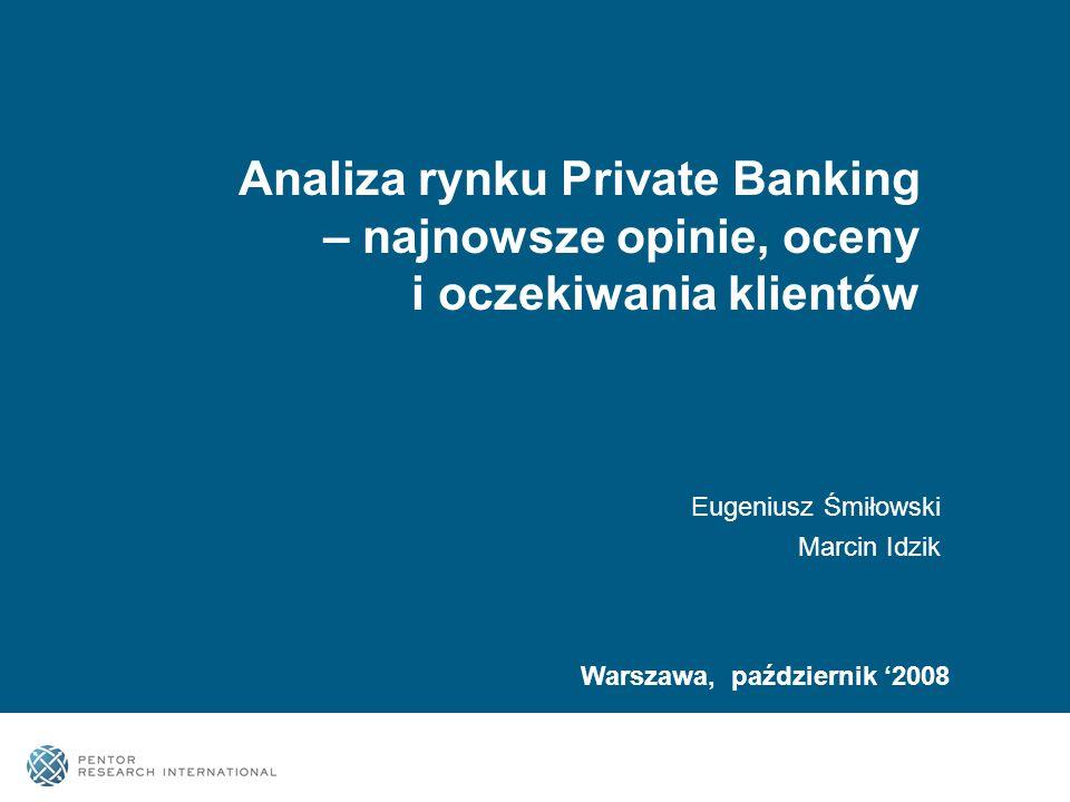Analiza rynku Private Banking – najnowsze opinie, oceny