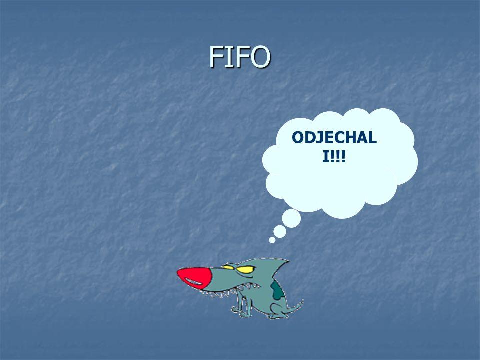 FIFO ODJECHALI!!!