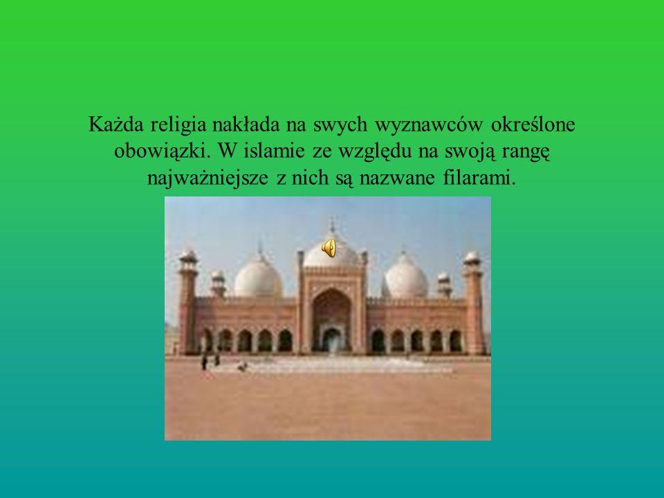 Każda religia nakłada na swych wyznawców określone obowiązki