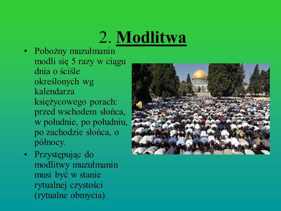 2. Modlitwa