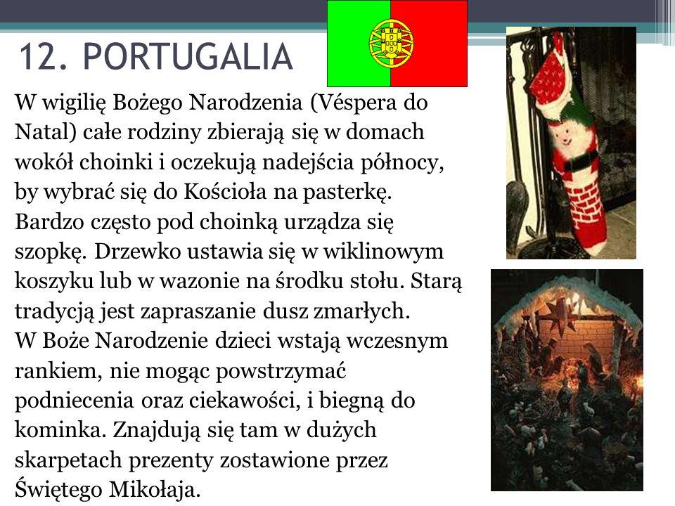 12. PORTUGALIA