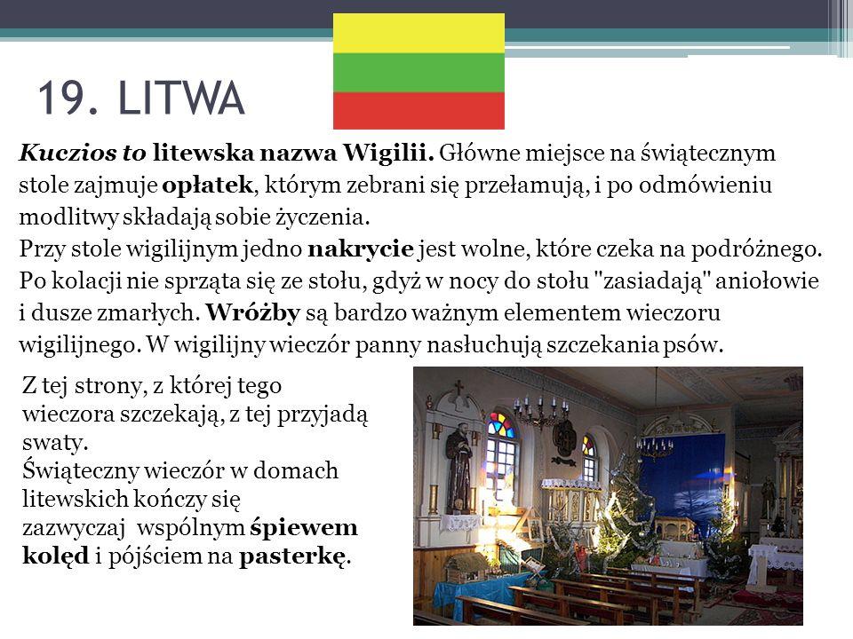 19. LITWA