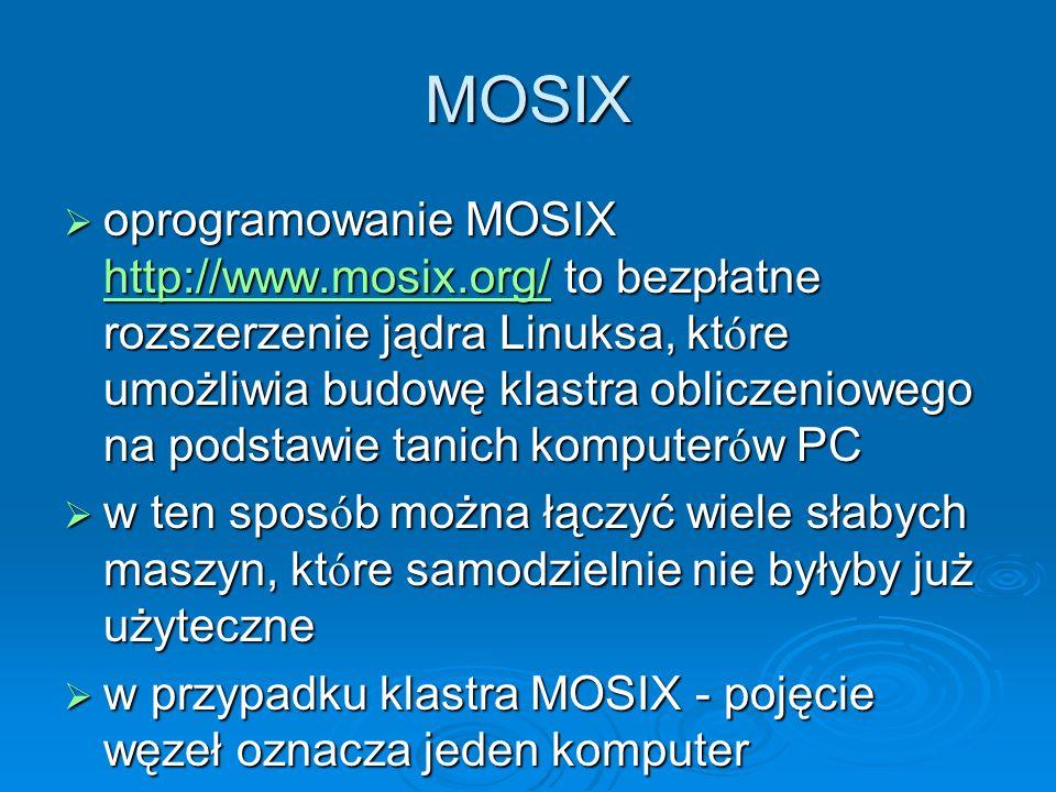 MOSIX
