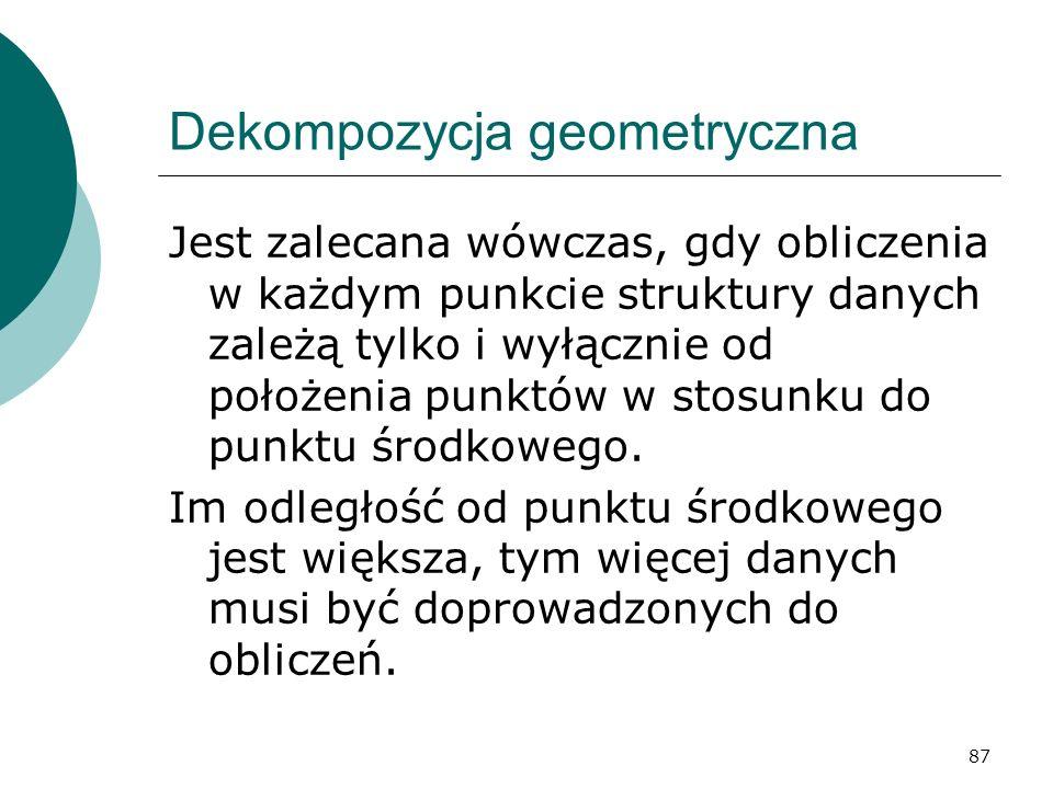 Dekompozycja geometryczna