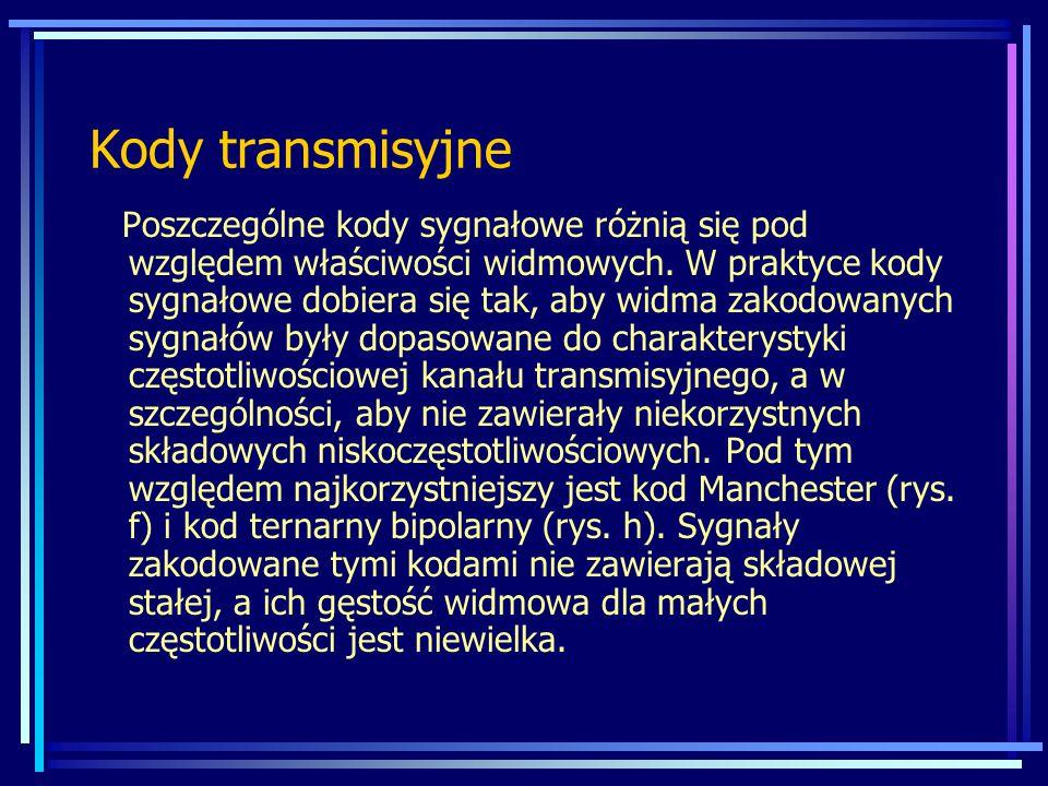 Kody transmisyjne