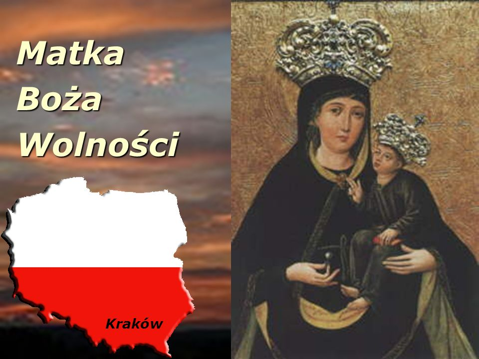 Matka Boża Wolności Kraków