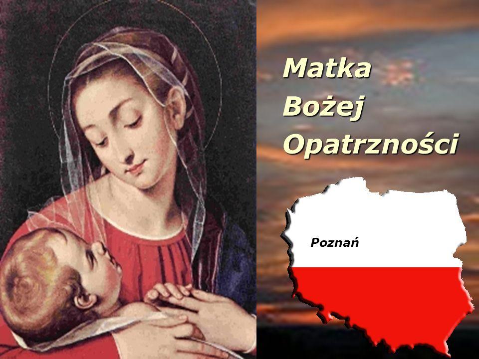 Matka Bożej Opatrzności Poznań