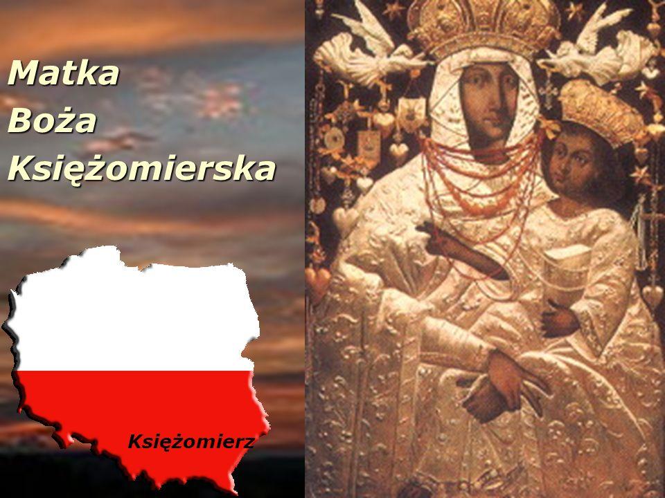 Matka Boża Księżomierska Księżomierz