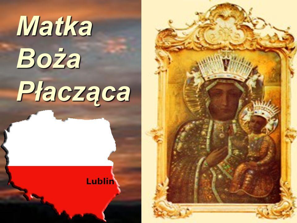 Matka Boża Płacząca Lublin