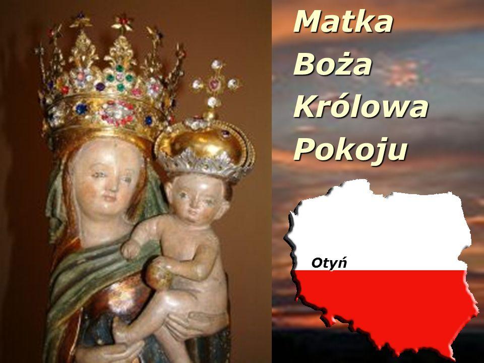 Matka Boża Królowa Pokoju Otyń