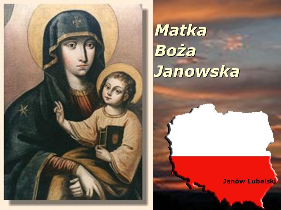 Matka Boża Janowska Janów Lubelski