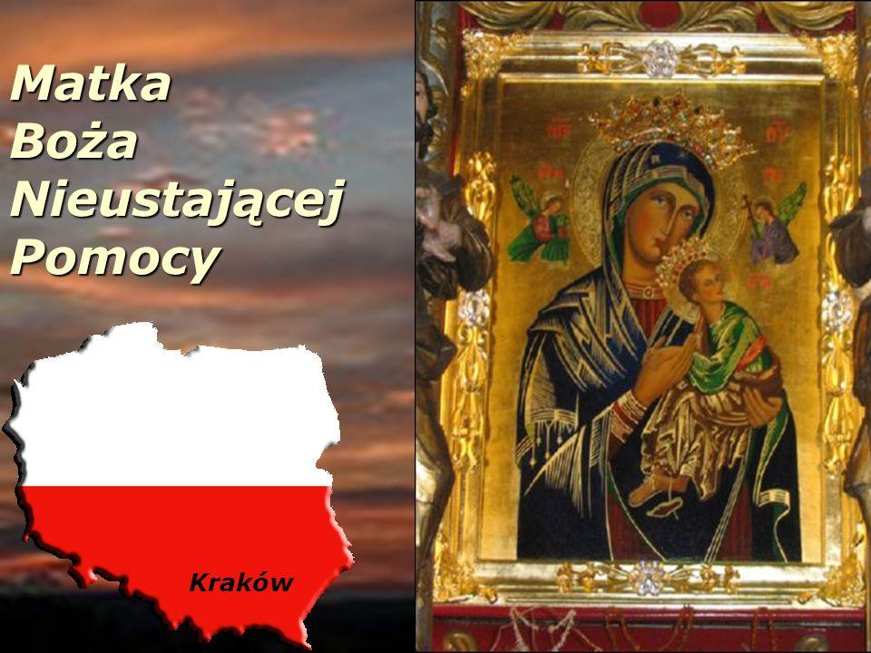 Matka Boża Nieustającej Pomocy Kraków