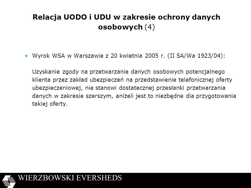 Relacja UODO i UDU w zakresie ochrony danych osobowych (4)