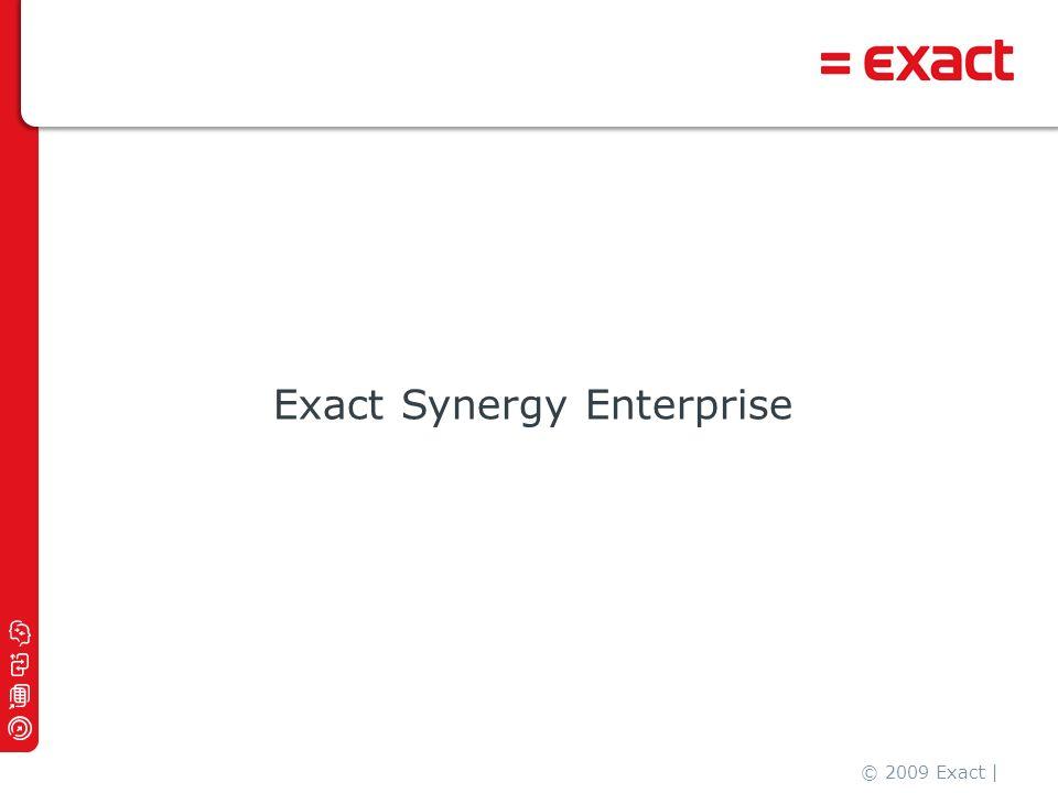 Exact Synergy Enterprise