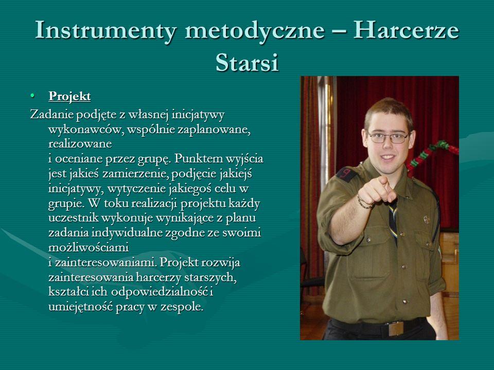 Instrumenty metodyczne – Harcerze Starsi