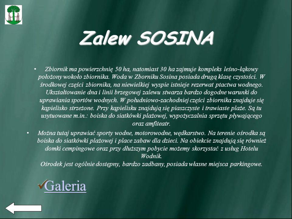 Zalew SOSINA