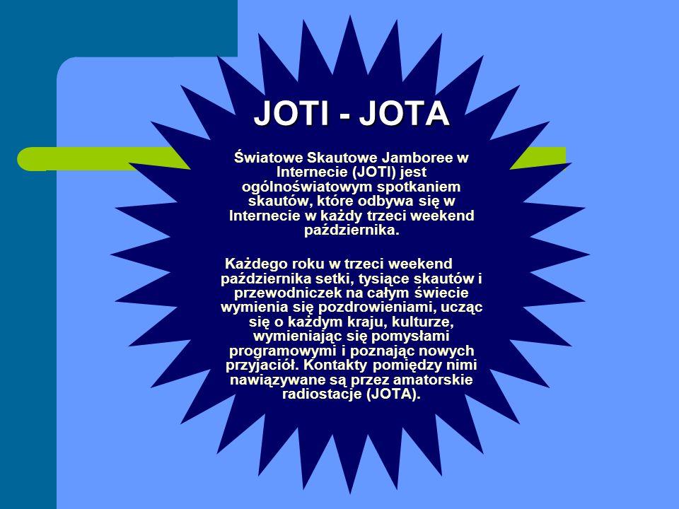 JOTI - JOTA