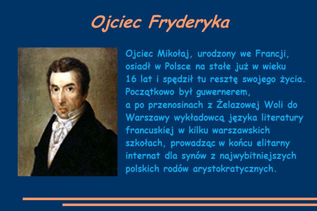 Ojciec Fryderyka