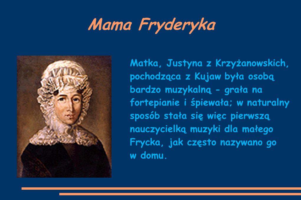 Mama Fryderyka