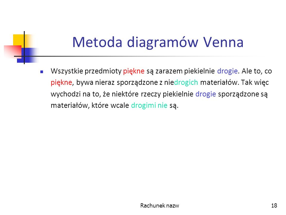 Metoda diagramów Venna