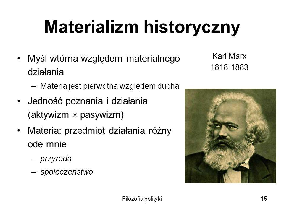Materializm historyczny