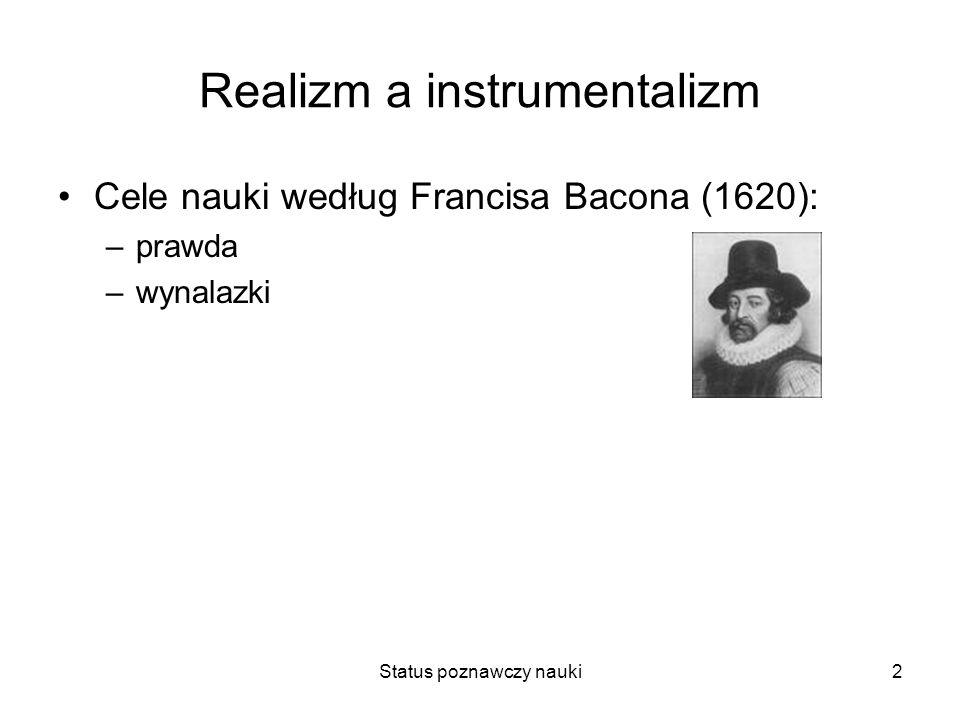 Realizm a instrumentalizm